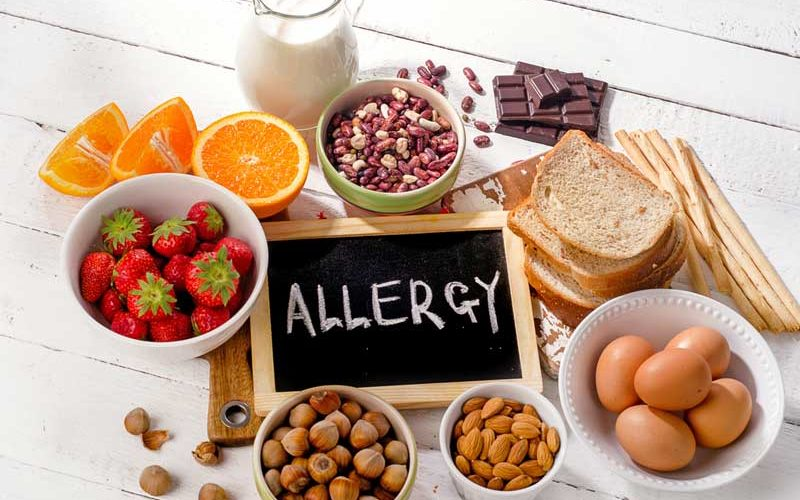 Summer Camp Food Allergies