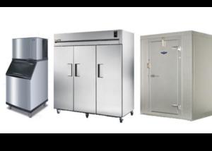 refrigeration equipment summer camp food service