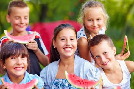 summer camp food service